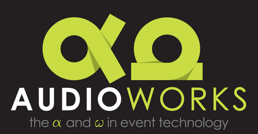 AUDIOWORKS  the alpha and omega in event technology